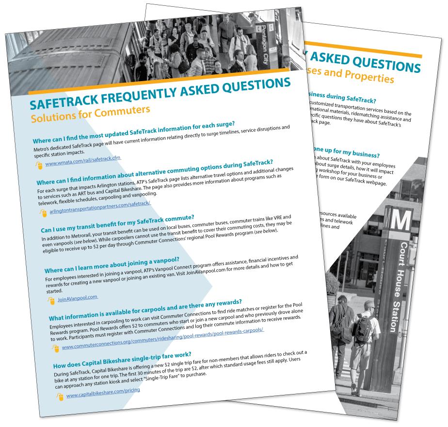 SafeTrack FAQ Guide - Preview